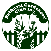 bathurst gardeners' club inc.